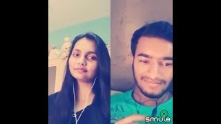 Smule sing | Tum sath ho song