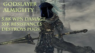ESO| Stamplar PvP Build| GODSLAYER Almighty| High Damage/Sustain/Resists| Murkmire Patch