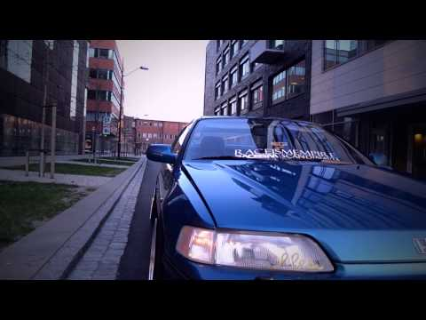 Raceism Scandinavia Presents: Honda CRX SiR EE8 by SiemixQ