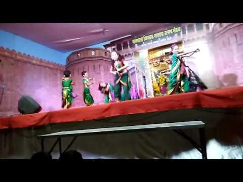 Lallati Bhandar Jogwa marathi moves song mrunmayi mandhare