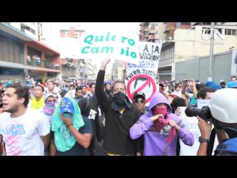The Truth About the Venezuelan Protests (PORTUGUESE) *PLEASE SHARE*