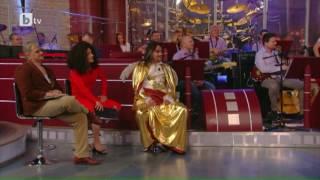 Шоуто на Слави: Актьорска вечер - Дон Корлеоне, Филип Киркоров и Саня Армутлиева