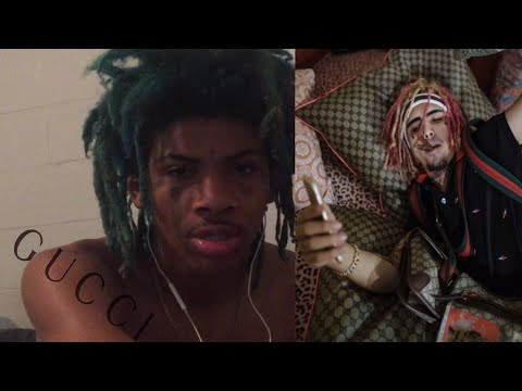 Lil Pump- Gucci Gang (REACTION Kinda/INPUT)
