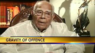 Kanimozhi's lawyer, Ram Jethmalani, on why she deserves bail