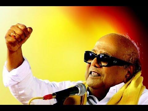 Karunanidhi Biography in short and Rare Moments