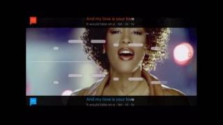Whitney Houston   My Love is Your Love
