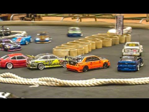 RC DRIFT CAR ACTION! Amazing R/C Drift Cars!