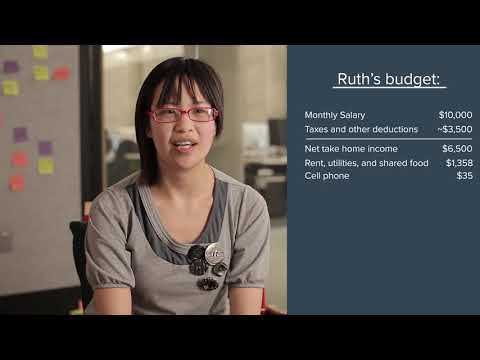 Site Reliability Engineer | My Budget & Planning For The Future | Part 3 | Khan Academy