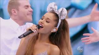 Ariana Grande - Last Christmas (Live at Disney Parks Frozen Christmas Day Parade 2014)