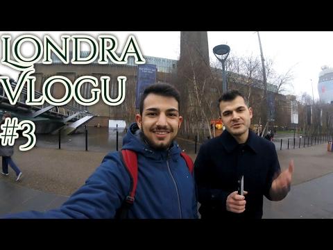Londra'yı Keşfediyoruz! | Tower Bridge | St Paul Cathedral - Vlog #38