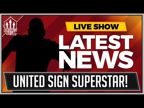 MANCHESTER UNITED SIGN Youth Star! Plus OZIL Wants MOURINHO Reunion!