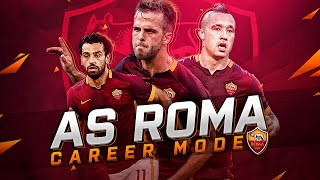 FIFA 16 AS Roma Career Mode - THE START! NEW SEASON & 3 NEW TRANSFERS! & MORE! - S1E1