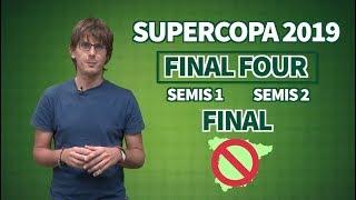 NUEVA SUPERCOPA DE ESPAÑA 2019 explicada en 3 minutos | Explainer |Diario AS