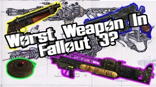 Fallout Fives | Worst Weapons In Fallout 3