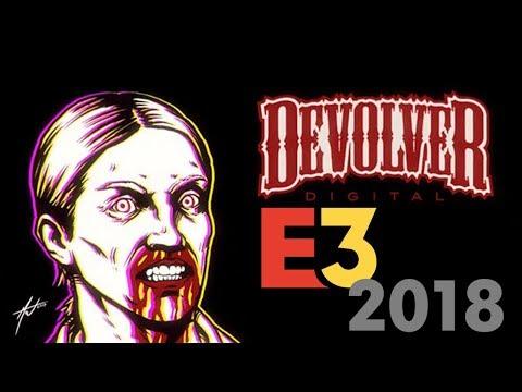 Devolver Digital - Full E3 2018 Press Conference Livestream HD