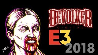 Devolver Digital - Full E3 2018 Press Conference Livestream HD