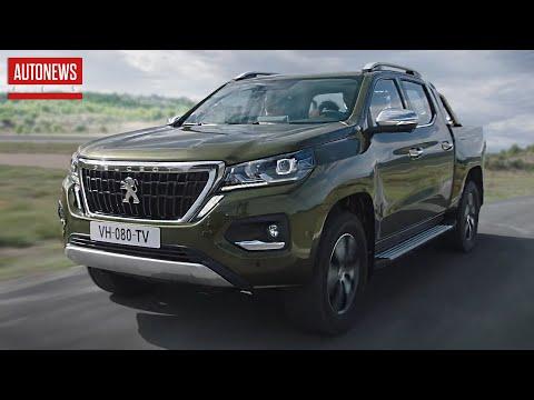 Новый Peugeot Landtrek (2020): полноприводный пикап на китайской основе!