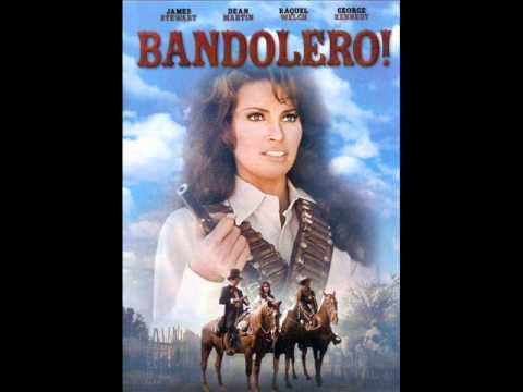 Bandolero! Main Title - Jerry Goldsmith (320kbps)