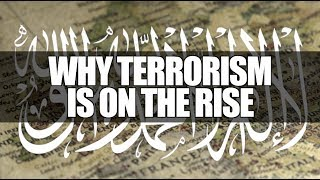 Why Terrorism Is On The Rise In Europe