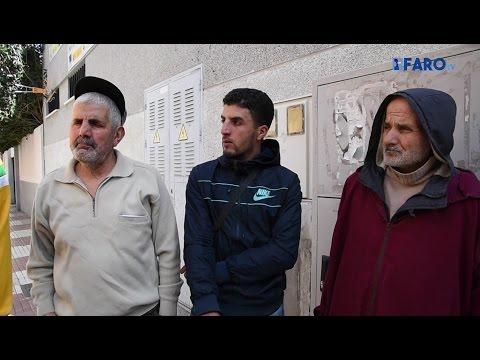 La familia del joven tetuaní muerto a puñaladas en Ceuta pide justicia