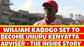 William Kabogo Set to Become Uhuru Kenyatta Adviser thumbnail