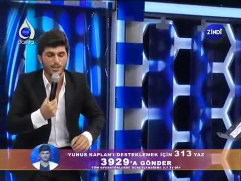 Kürt star Yunus Kaplan Daye Zore Le Xeribi 2014