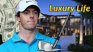 Rory McIlroy Luxury Lifestyle | Bio, Family, Net worth, Earning, House, Cars