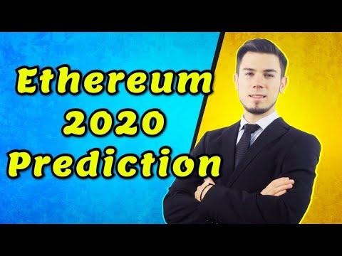 Ethereum New Bottom ?! - Ethereum 2020 Prediction