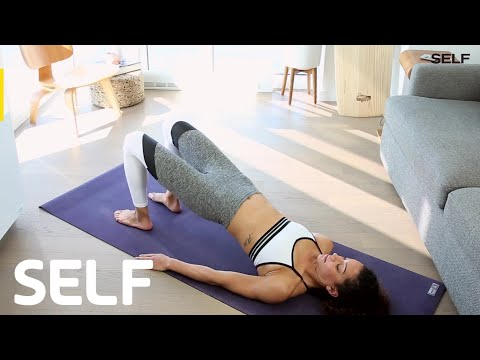 4 Pilates Exercises To Relieve Lower Back Pain | SELF