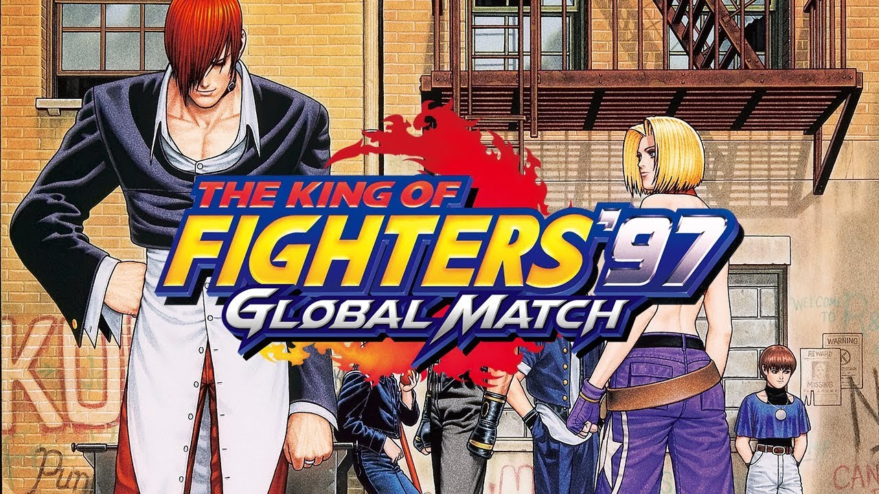 The King Of Fighters 97 Global Match Tfg Preview