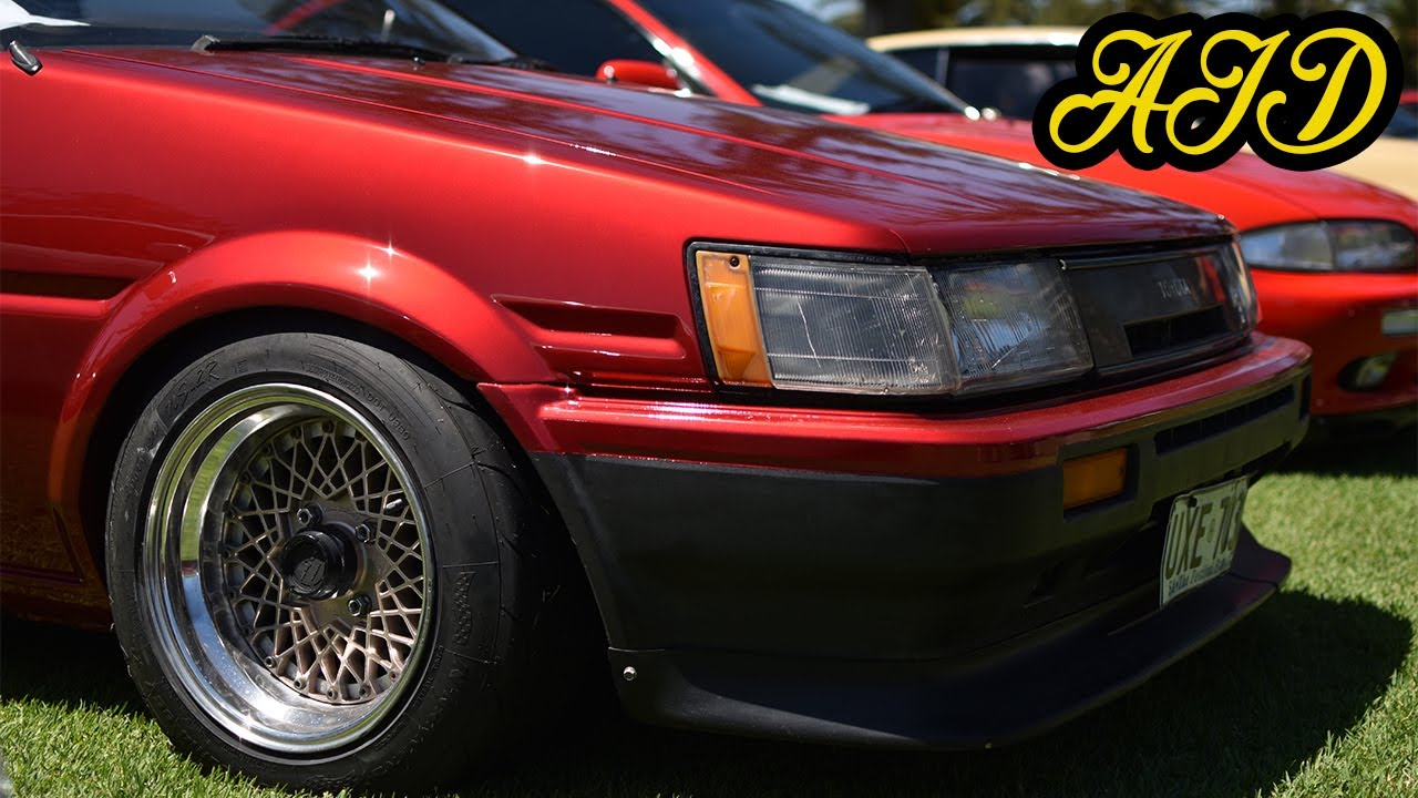 JDM Car Meet - All Japan Day 2019 Part One - YouTube