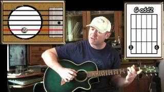 Wonderful Tonight - Eric Clapton - Acoustic Guitar Lesson