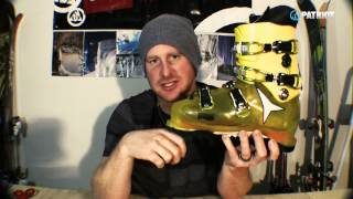 Do you constantly have cold feet when skiing? This video will tell ...