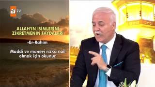 Allah'ın isimlerini zikretmenin faydaları - atv
