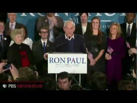 Why is Ron Paul so popular among Young People?