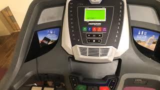 Horizon Treadmill Ct5.4 Button Stuck Fix And Safety Key Fix