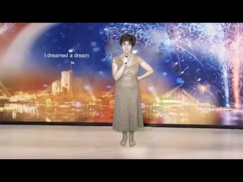 Lost Footage From Susan Boyle's BGT Audition
