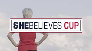 2018 SheBelieves Cup Brings Inspiration and Talent to the USA