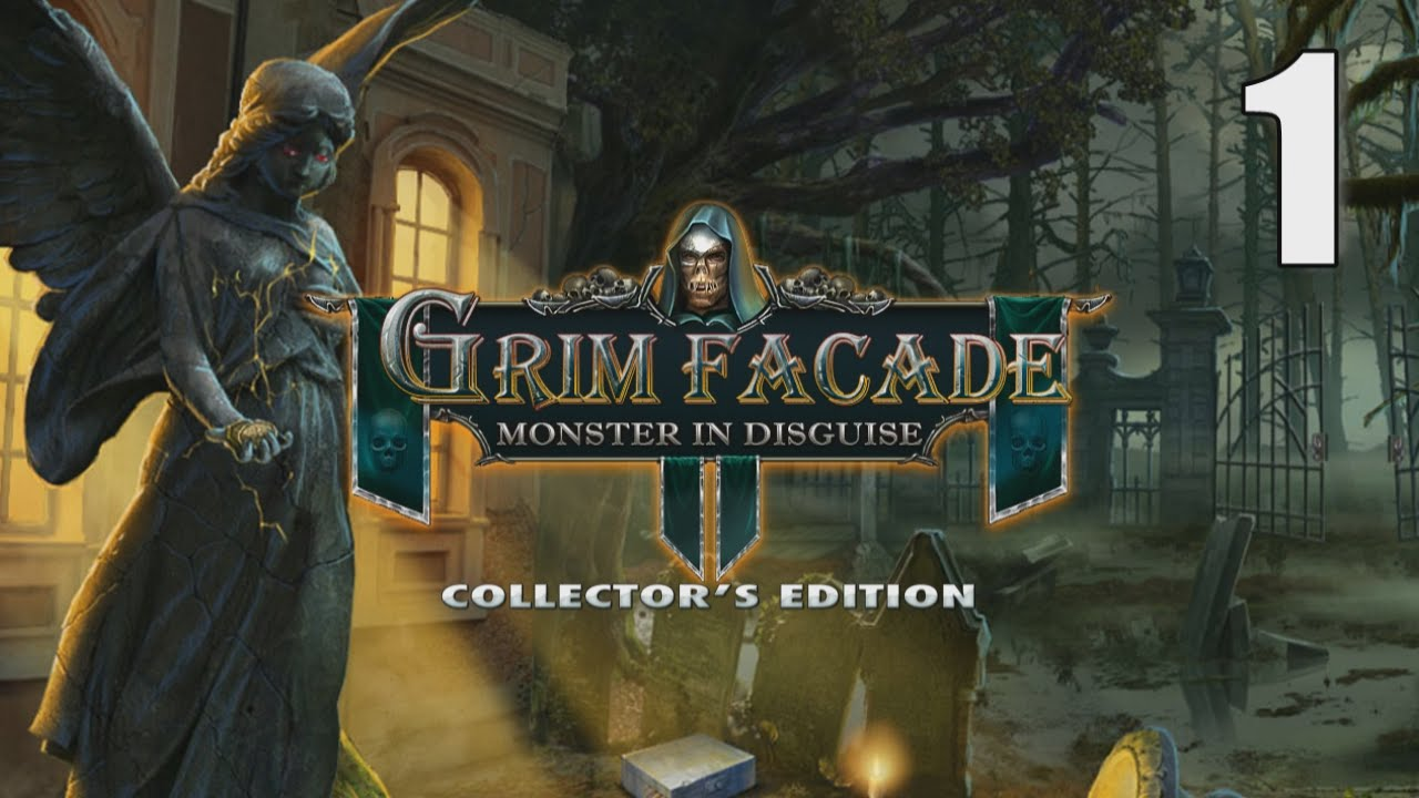 Grim Facade - Obsession Sinistre Edition Collector