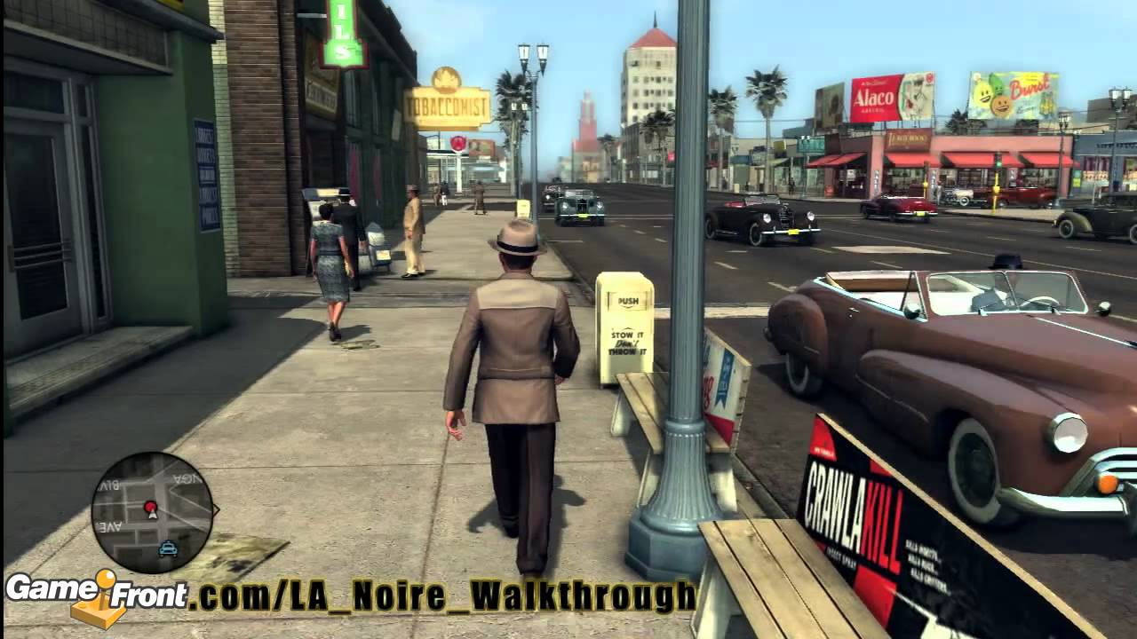 My early thoughts on LA Noire. - L.A. Noire - Giant Bomb
