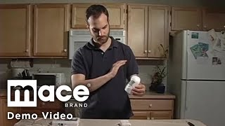 Mace Wireless Home Security System Training - Adding Sensors