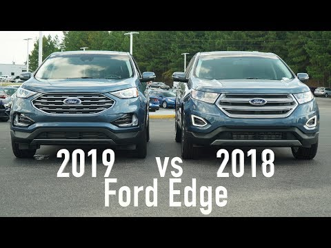 Here's why the 2019 Ford Edge is best in its class!
