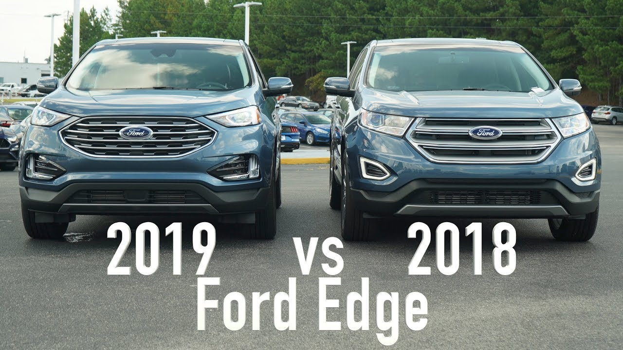 Ford Edge Dimensions >> Here S Why The 2019 Ford Edge Is Best In Its Class