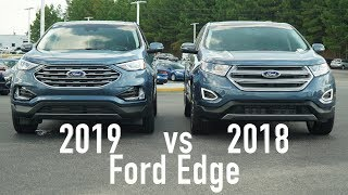 видео Ford Edge