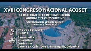 En Barranquilla nos vemos - Congreso Acoset 2017