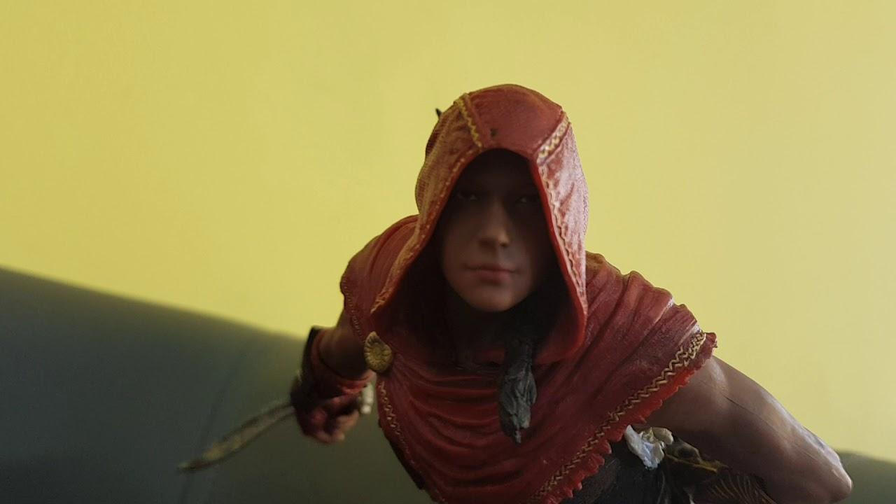 assassins creed odyssey kassandra figure