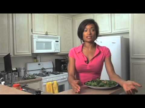 Hollywood's Diet Secrets with Top Model  Alicia Marie Part 12