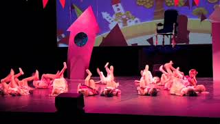 Spectacle danse enfants - Lola et Théo en voyage