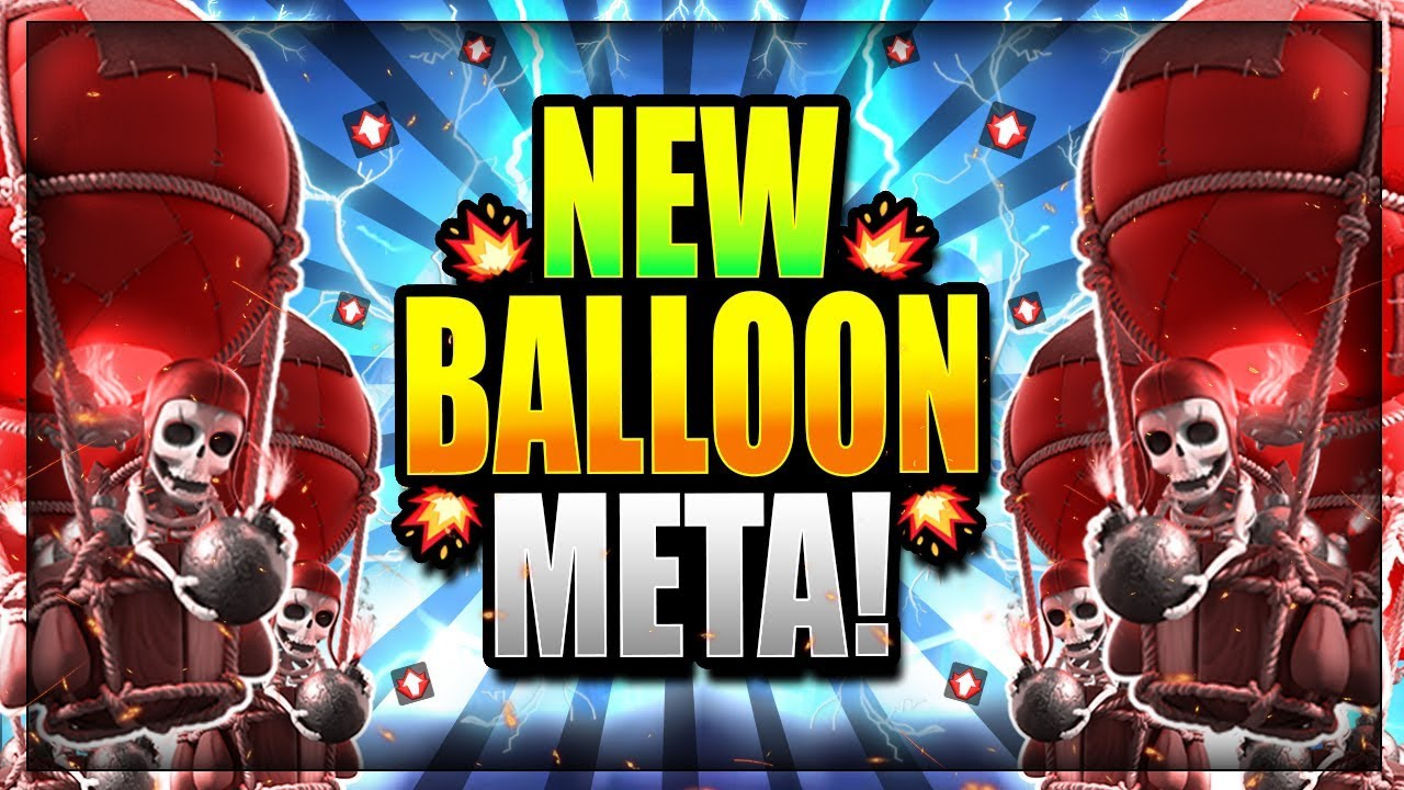 New Best Balloon Deck Insane Ladder Push Clash