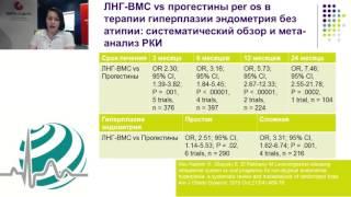 Лечение гиперплазии эндометрия – международные рекомендации
